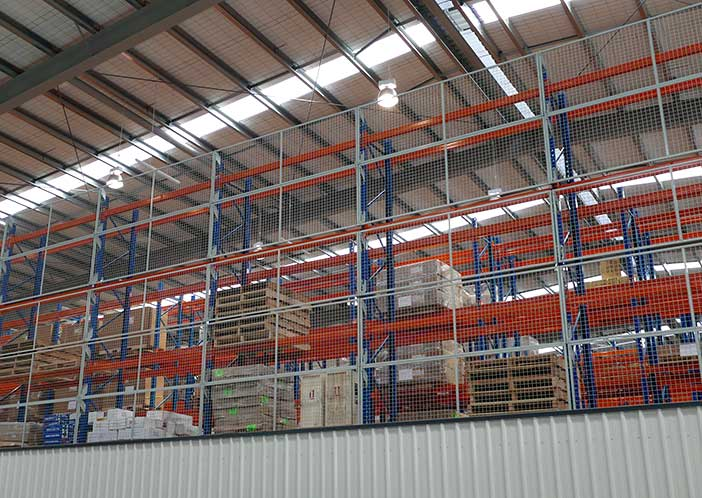 Pallet racking protectors