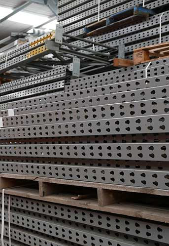 warehouse racking services