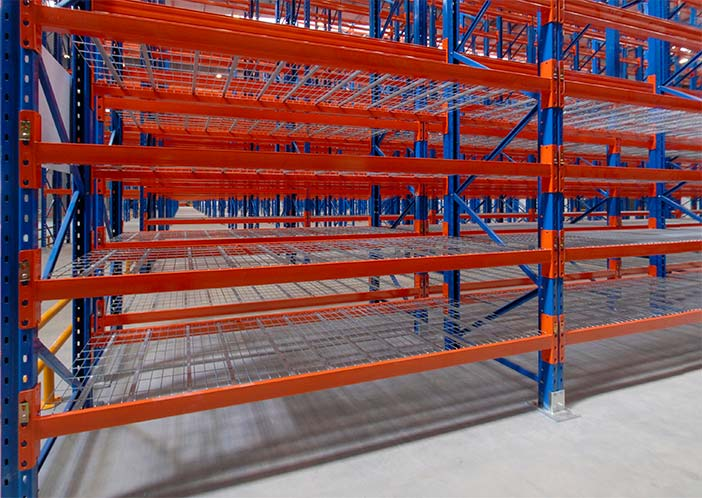 Wire Mesh Shelving Products - Sorted Logistics
