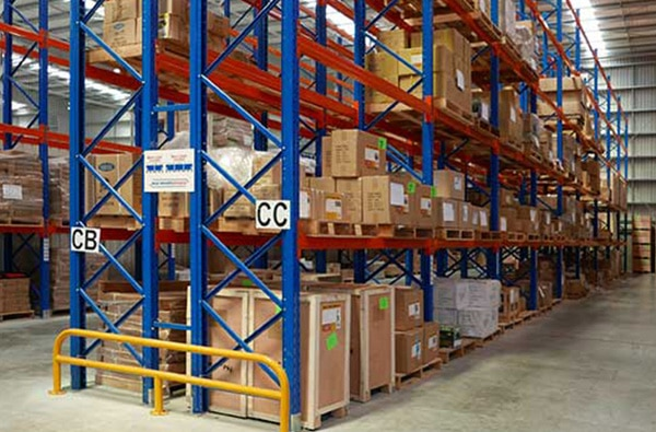 maximise warehouse space