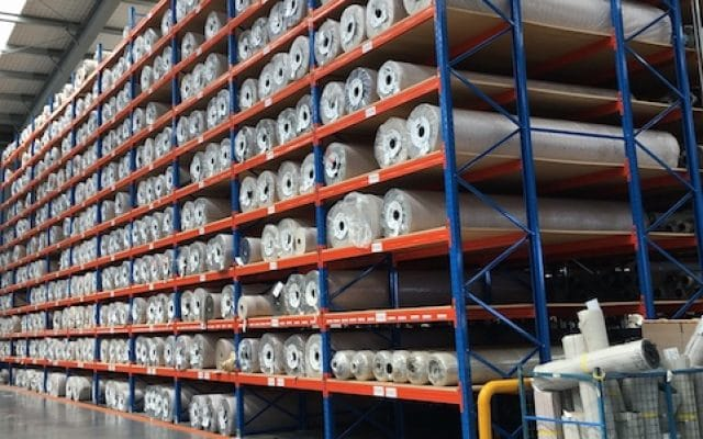 Specialised racking system