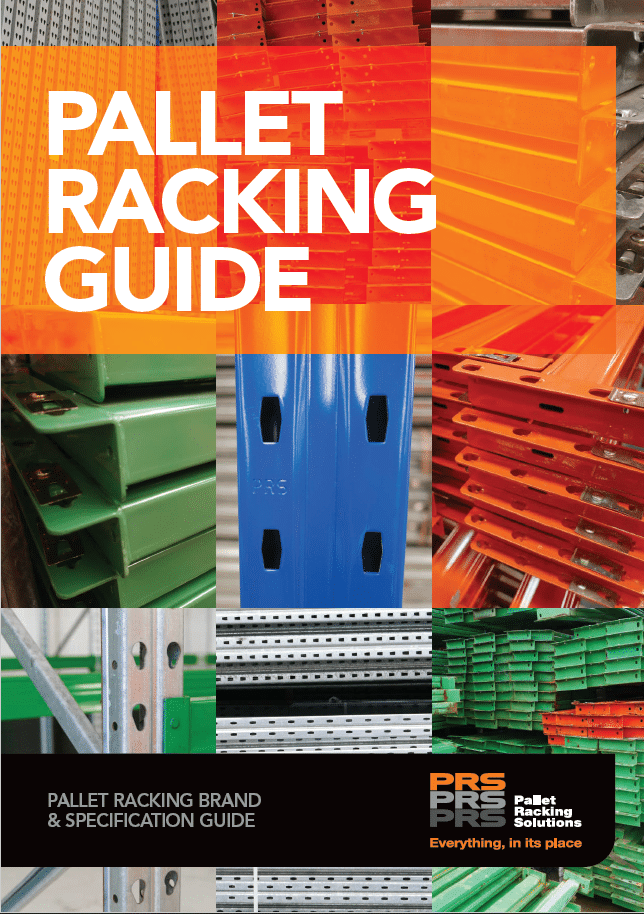 Second-hand racking guide