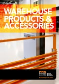 Pallet Racking Solutions warehouse products and accessories brochure