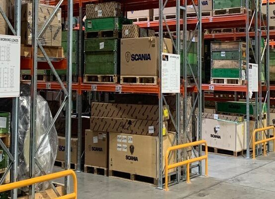 3PL warehouse storage